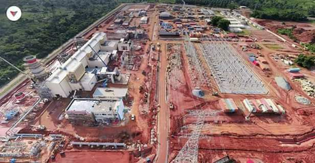 Azura power plant. Another feather to Nigeria cap