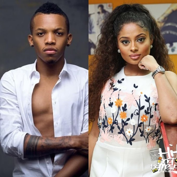 Tekno welcomes his first baby with his girlfriend Lola Are( See pics)