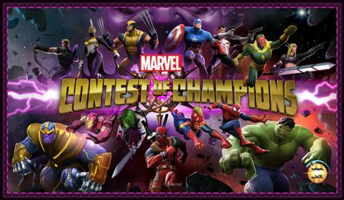 تحميل لعبة marvel contest of champions للكمبيوتر