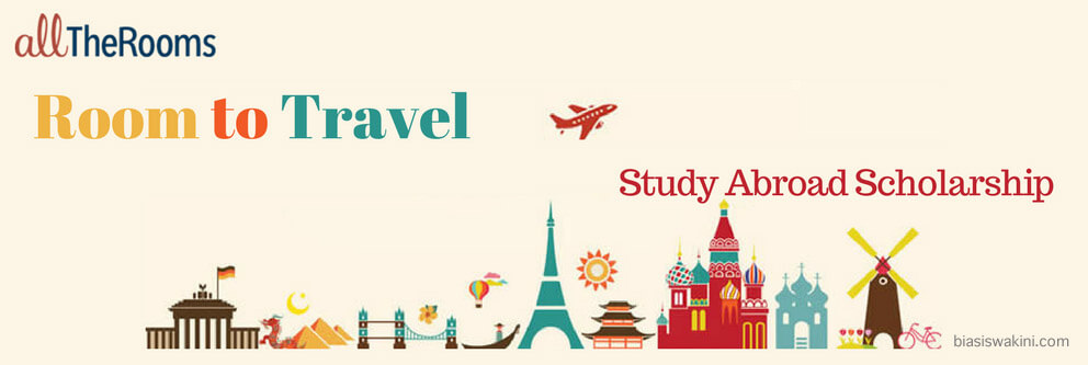 New Study Abroad Scholarship 2017
