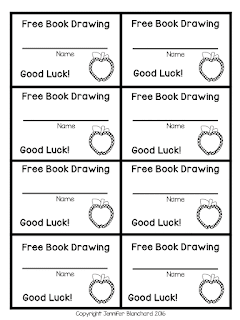 https://www.teacherspayteachers.com/Product/Free-Book-Drawing-Tickets-Apple-Theme-2629939