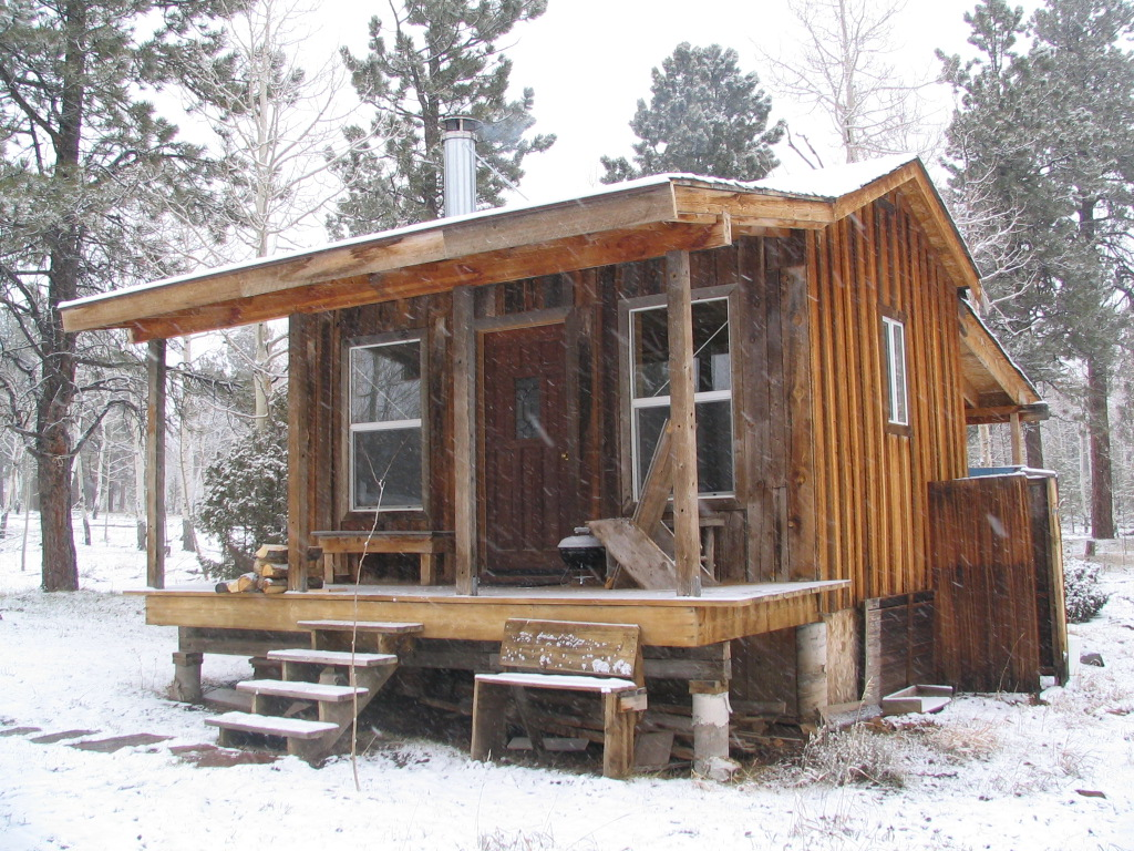 Go Rustic!: Rustic Cabin Rental