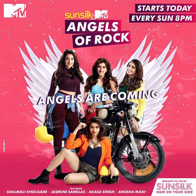 MTV 'Angels Of Rock' Tv Show Wiki Plot,Cast,Promo,Timing,Song,Pics