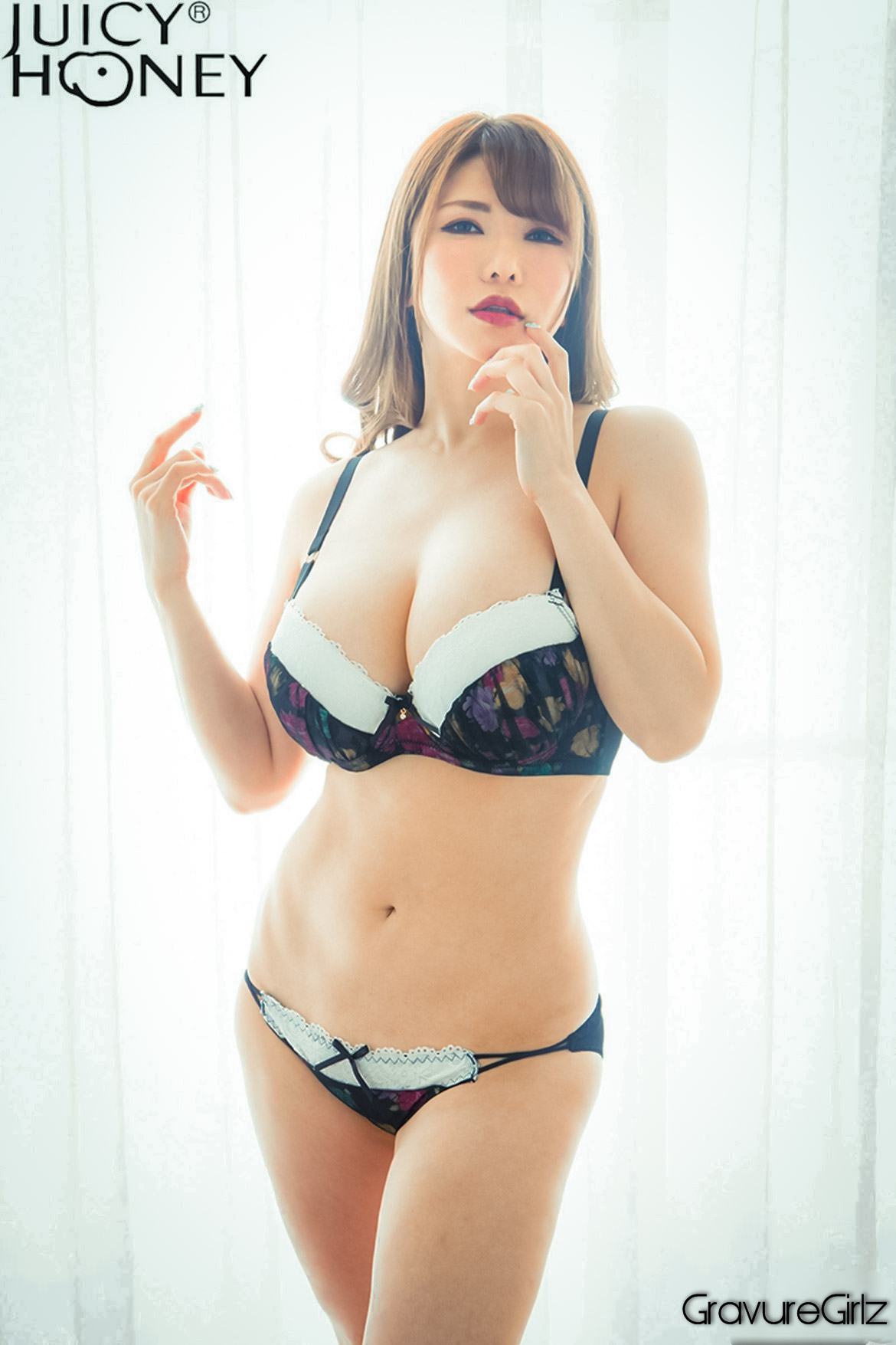 Anri Okita 沖田杏梨 | Lingerie Juicy Boobs Volume 2 ...