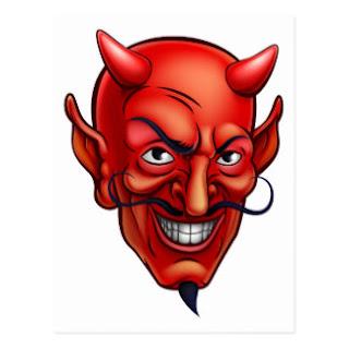 disegno del diavolo
