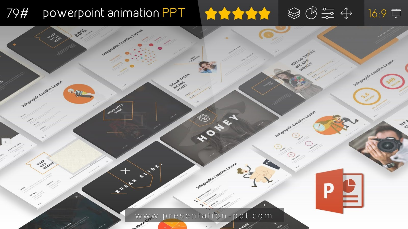 good template for powerpoint presentations animation free