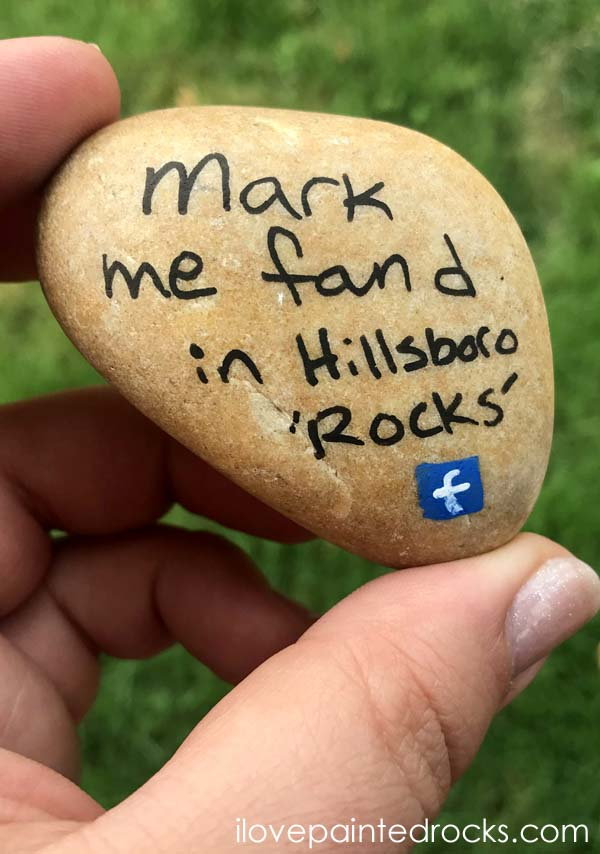 rock painting facebook groups