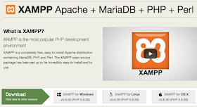 Cara Download dan Instalasi XAMPP