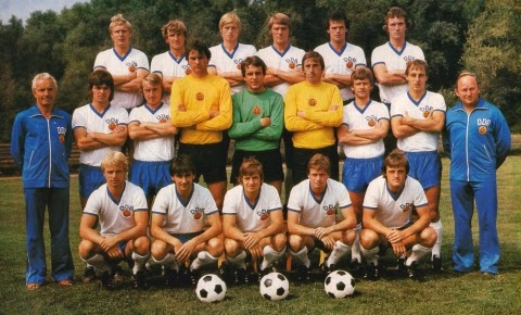 East German national team