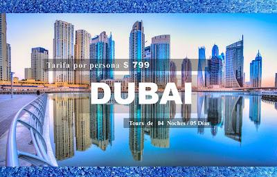 imagen Dubai  04 Noches 05 Días  Dazzling  Express