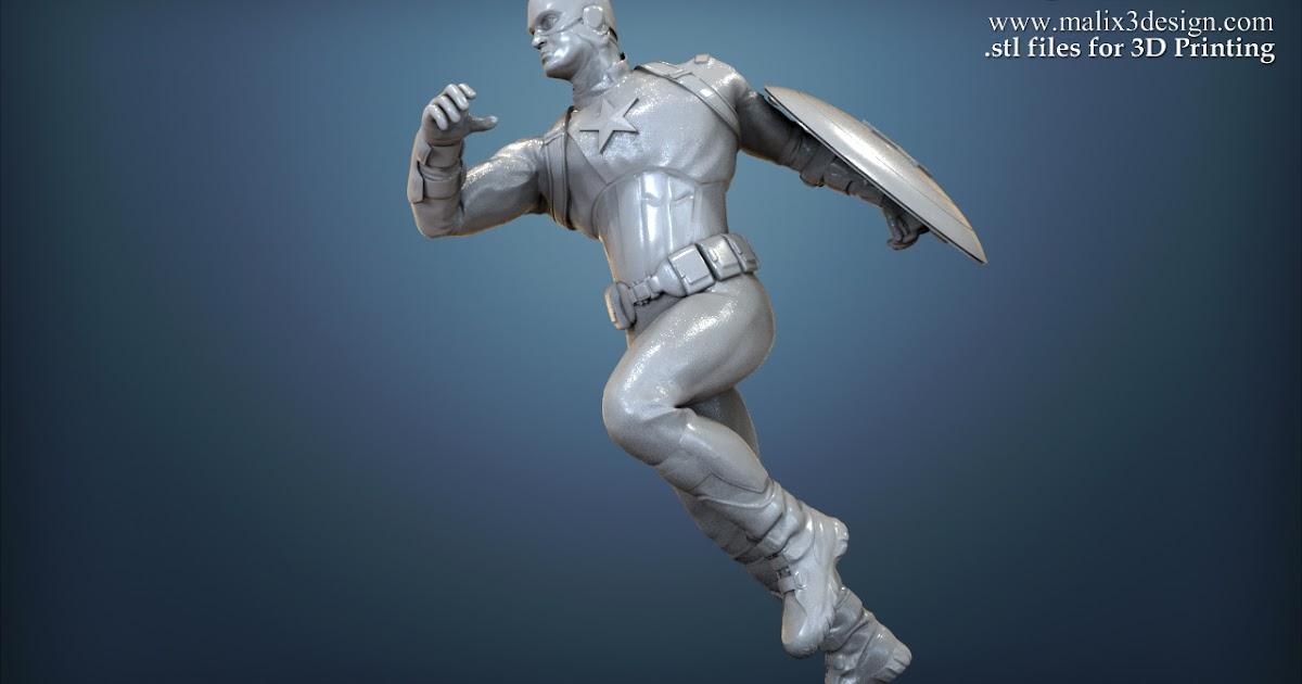Summary -> Batgirl 3d Printable Model Wwwmalix3designcom Sanix