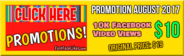 FastFaceLikes Facebook and Social Media Promotions
