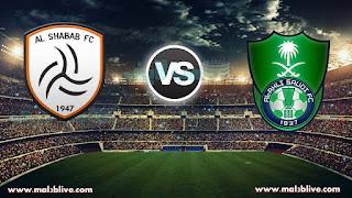 مشاهدة مباراة الاهلي والشباب بث مباشر اليوم بتاريخ 30-01-2018 الدوري السعودي
