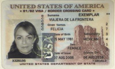 Mi Bitacora Diaria El Tramite En Linea De La Visa Laser