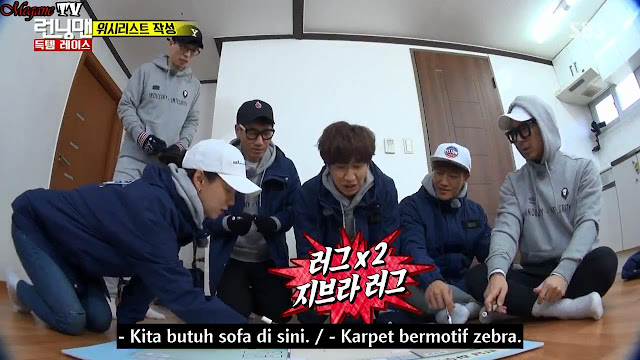 Running Man Episode 342