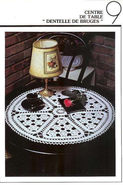 журнал 1000 Mailles № 25 03-1979 схема