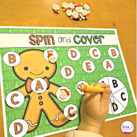 Spin and Cover Freebie