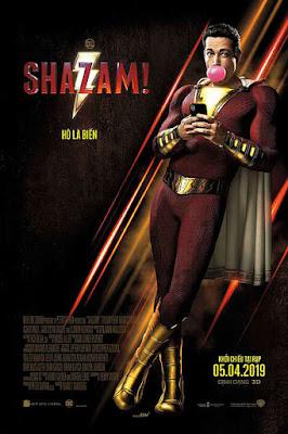 Xem Phim Siêu Anh Hùng Shazam