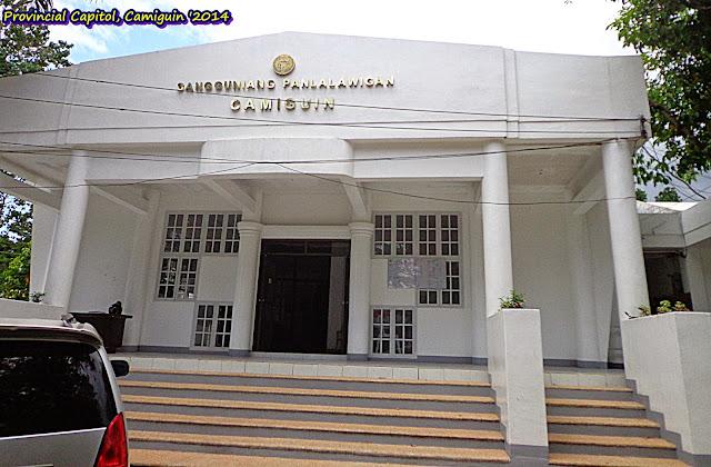 Camiguin Provincial Capitol & Tourism Office