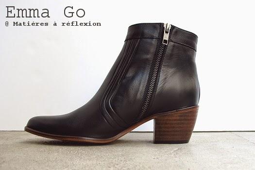 Boots Emma go esprit vintage