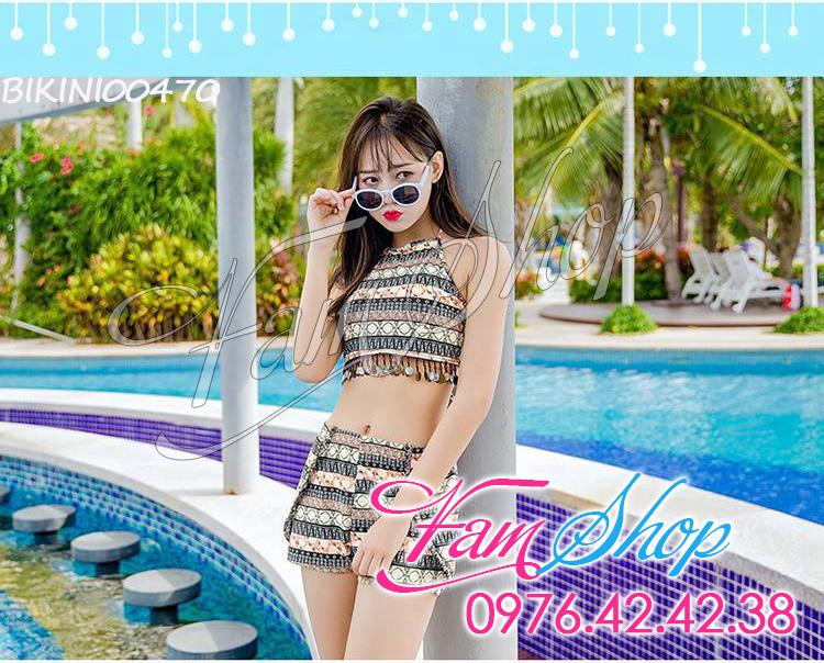 Bikini o Hai Ba Trung