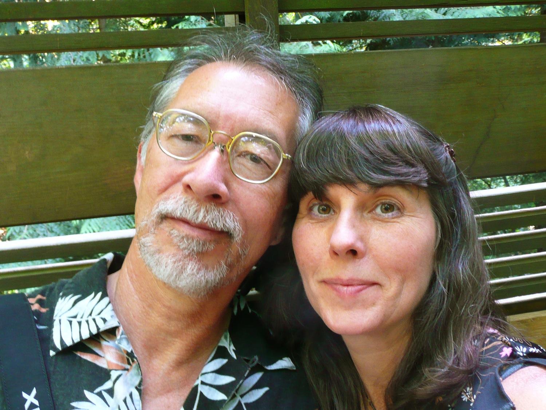 James Aoyama, June Anderson, Portland Japanese Gardens, Portland Japanese Gardens Portland Oregon, Portland Oregon Japanese Gardens