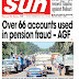 NAIJA NEWSPAPERS: TODAY'S THE DAILY SUN NEWSPAPER HEADLINES [27 NOVEMBER, 2017]