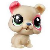 Littlest Pet Shop Series 1 Multi Pack Lulu Bow-Wow (#1-189) Pet