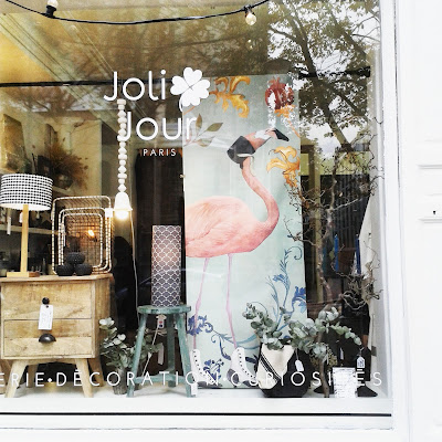 Boutique Joli Jour / Paris / Photos Atelier rue verte, le blog /