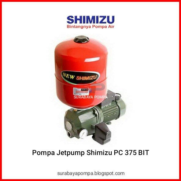 Pompa Jetpump Shimizu PC 375 BIT   Jual Mesin Pompa Air ...