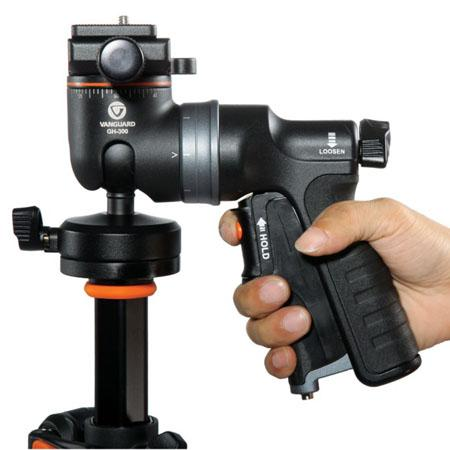 Vanguard GH-300T Pistol Grip Ball Head Overview
