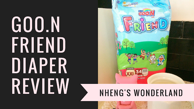 GOO.N Friend Diaper Review
