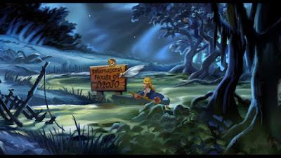 Pantallazo videojuego Monkey Island 2 Edición Especial LeChuck's Revenge