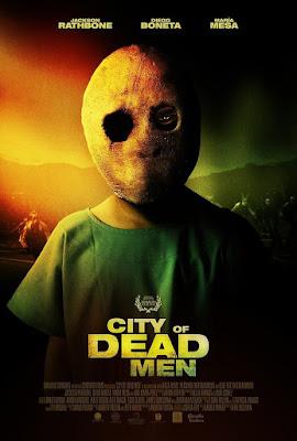 City Of Dead Men 2016 DVD R1 NTSC Sub