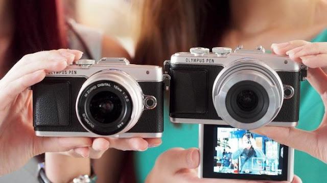 harga kamera mirrorless murah dibawah 1 juta