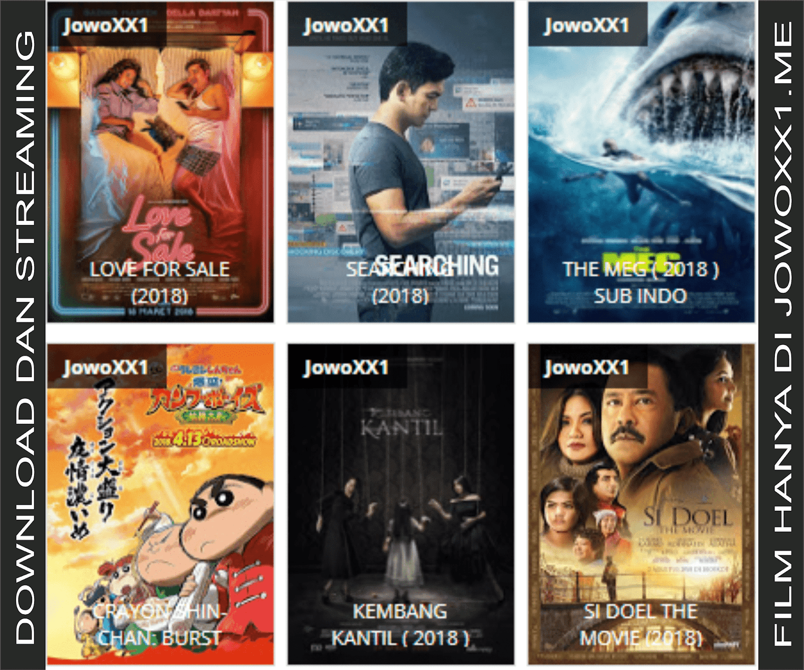 Streaming dan Download Film Gratis