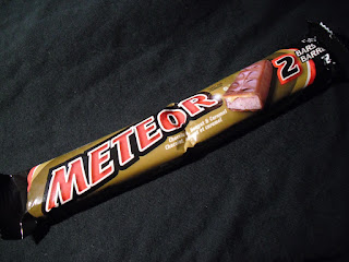 Meteor chocolate bars