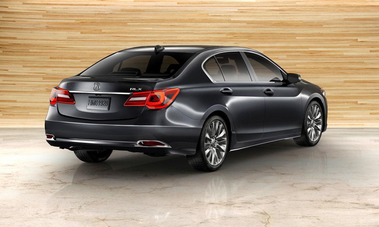 Acura Car Concept: 2014 Acura RLX
