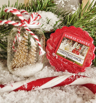 Christmas Magic Yankee Candle recenzja