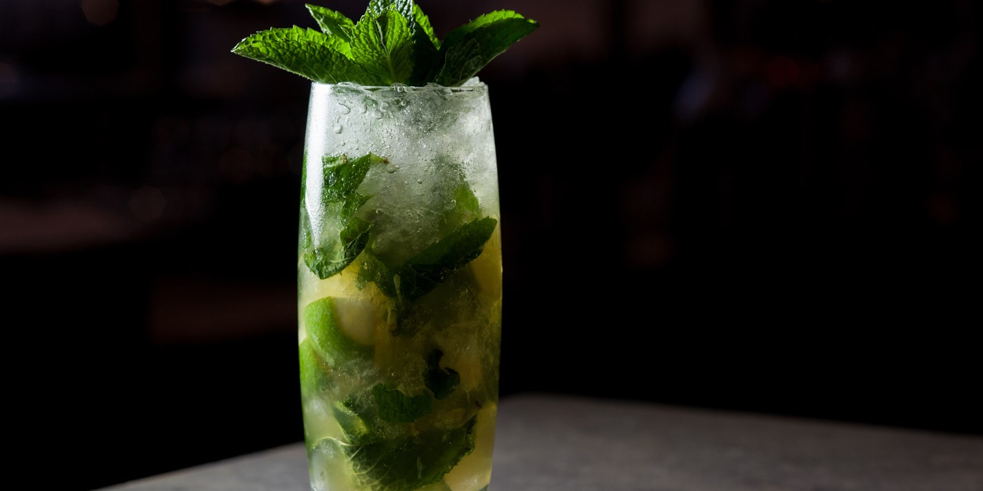 Original Mojito Rezept Long Winded Introduction To Mojito And Martini Drink