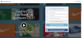 Swagbucks excellent site de mission rémunéré