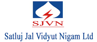 SJVN Ltd logo. SJVN shows how In a Falling Stock Market Best Shares Hold Prices