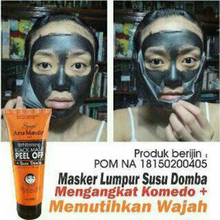 distributor masker naturgo murah