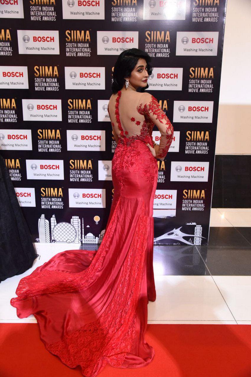 Regina Cassandra Hot at SIIMA Awards 2017 Stills
