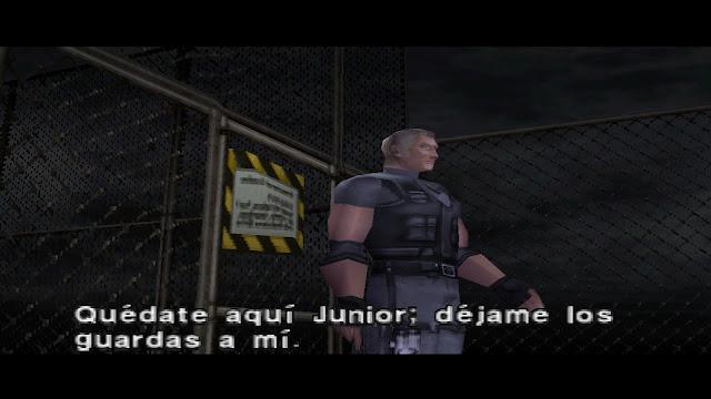 Dino Crisis - Captura 4