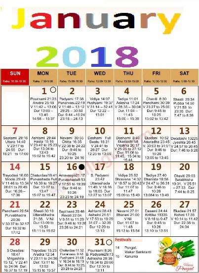 november 2018 telugu calendar holidays