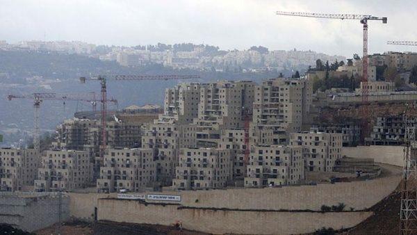 Israel confiscará varias parcelas en la ocupada Cisjordania