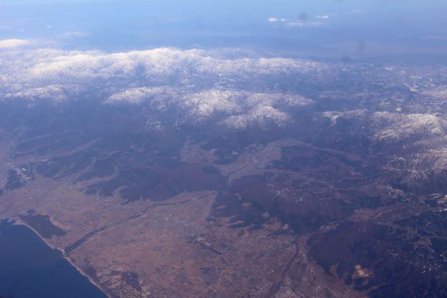 Hokkaido vu du ciel - Astate