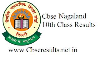 cbse nagaland 10th results
