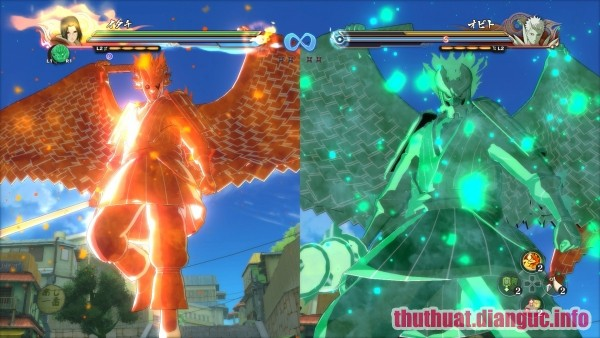 game naruto shippuden ultimate ninja storm full crack